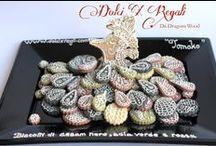Dolci x Regali biscotti segnaposto / http://dolci-x-regali-da-dragons-wood.blogspot.it/