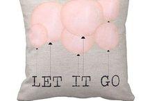 Almofadas/pillows.♥. / by Valéria Kido