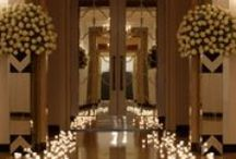 Wedding Decor  / Inspiration for all the details that make a beautiful wedding