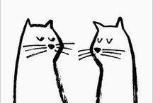 Some Cats / 8 x 10 Prints