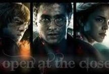 Harry Potter / I LOVE HARRY POTTER! <3 <3