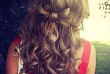 Hair styles❤︎ / Don't worry and have hairstyle