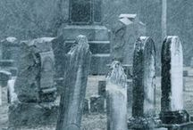 Hauntings,Cemetaries, Graves, Ghosts, Witches & Weird / Ghosts & Haunted Places, Cemeteries & Stones, Witches & Graves ......Mysteries & Macabre .....Past & Present Events / by Bob Barber