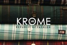 It's Fashion Time!! / Let the world go awe-struck with an impeccable attire and a happy face. Stay stylish! Stay awesome!!!  #krome #fashion #staystylish #womenfashion #fashionformen