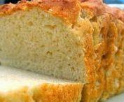 Receitas de pão - funcional e comum