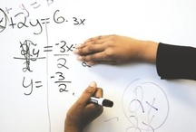 Math Specific Resources / bookmarks for sites and resources that I find interesting and relevant to the teaching of math to sixth graders / by Artur Duque