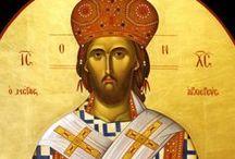 beautiful icons / Beautiful Orthodox Icons / by Patricia Eucharistia