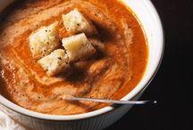 soups / by Alicja Rak