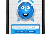 SpeakingDroid Screens