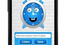 SpeakingDroid Screens