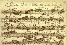 Repertoire - violin