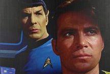 Star Trek Universe / Star Trek Images / by Bill Flynn