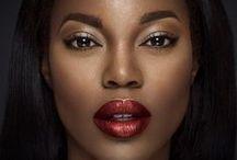lipstick / by Hussainatu Blake
