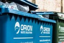 Our Services / See the many ways that Orion can help keep your business running smoothly.