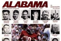 Crimson Tide Nation / Alabama Crimson Tide fans will LOVE this page!  Welcome to Crimson Tide Nation!  Roll Tide, ROLL!