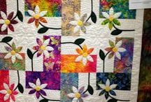 Quilting / Tips om quilteideer