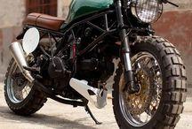 Motos / I wish...