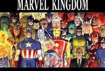 Marvel / by Thomas Mertens