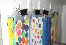 CCS Organizing the Classroom! / Ideas and tricks to keep organized at school