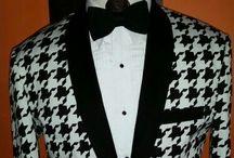 Wah man fe rock / Fashionable man wear / by Kirk Cambridge - Del Pesche