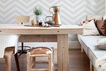 Decoração para pequenos espaços / Ideias de decoração para espaços pequenos
