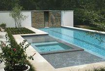 David Rolston spas with pools