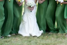 Ślub w kolorze zielonym / Green weddings / Zainspiruj się zielenią / Get greenspired
