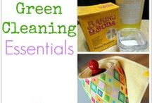 Green n Clean / Eco cleaning tips and recipes