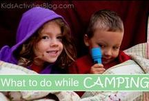 Camping Food & Fun / by RE/MAX Elite