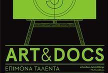"Art & Docs: Επίμονα Ταλέντα   5 - 11 Φεβρουαρίου 2015   Ταινιοθήκη της Ελλάδος / Μια εβδομάδα ντοκιμαντέρ αφιερωμένη στο εμμονοληπτικό σύμπαν της καλλιτεχνικής δημιουργίας. Μια σειρά από Έλληνες καλλιτέχνες «υιοθετούν» τις ταινίες του αφιερώματος προλογίζοντάς τις. Σε συνεργασία με το Exile Room. / A documentary showcase dedicated to the obsessive nature of artistry. A selection of Greek fine artists and curators ""adopt"" the films, exploring the limits of artistic expression. In cooperation with Exile Room."
