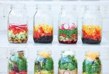 Mason Jar Madness! {Ideas for Mason Jars} / All things Mason Jars! DIY ideas for mason jars and canning jars - crafts, recipes, gifts, organizing and much more! You can do ANYTHING with a mason jar - mason jar crafts, mason jar ideas, mason jar centerpieces, mason jar gifts, mason jars: gifts in a jar, mason jar wedding ideas, salads in a jar...CUPCAKES in a jar.. and mason jar DECORATIONS for your kitchen, bathroom, ANY room in your house.  Be sure to follow along for all my unique DIY mason jar projects!