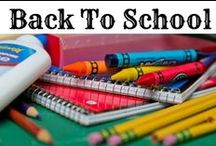 ❤ Back To School / Back to school crafts, recipes, outfits, school supplies, and more. Whether it's the first day of kindergarten or the first day of high school, we've found great ideas to celebrate and prepare for the event.