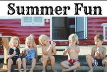 ❤ Summer Fun / Community collection of summer ideas:  food, outfits, fashion, recipes, ideas, beach and summer vacations, hairstyles, drinks, meals, cookout ideas, and more for anyone who loves Summer Fun