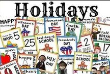 ❤ Holidays and Important Events / Ideas, Tips, How To Guides, DIY inspiration and more for all popular holidays and life events.  Easter, St Patrick's Day, 4th of July, Halloween, Christmas, New Years, Graduation, Homecoming, Birthdays, Retirement, Valentines Day, Mothers Day, Fathers Day, Labor Day, and more.