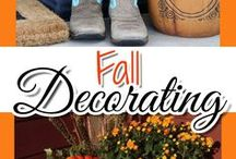 ❤ Fall Fun / Everything Fun about FALL!  Fashion, outfits, crafts, fall decor, DIY crafts, FOOD (especially COMFORT FOOD) , fall wedding ideas, decorating, DIY fall wreath ideas, and much more.  If you love FALL, you'll love this board.