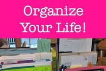 Clutter • Declutter / Helpful tips to declutter your life and finally get organized.