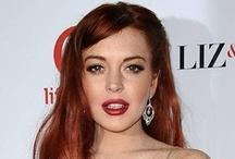 Lindsay Lohan / by Healthy Celeb