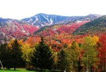 Beautiful Upstate New York / Upstate New York is home to some of the best hiking trails and fall foliage. These are some of our favorite spots!