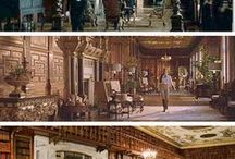 Filmed at Hatfield House / All these films were filmed at Hatfield House and/or Park.