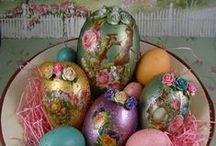 All things spring and Easter!