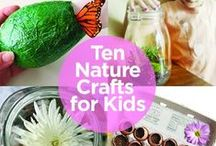 crafts for kids (and kid wannabes) / by Linda Donald