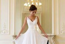 Wedding Inspiration / Bridal hair + makeup