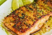Main Meals - Fish