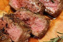 Main Meals - Beef