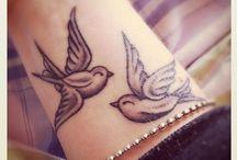 ➰ Tattoos 〰
