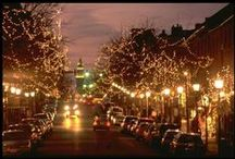 Alexandria, VA / Our hometown and places we like to go!