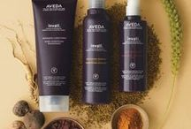 Aveda Essentials / Just the bare essentials and products that Aveda lovers cannot live without!