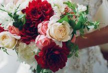 Bouquets / Bride & Bridesmaids bouquets!