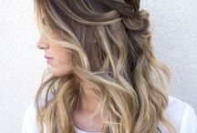 Medium Hairstyles / Medium hairstyles styles and colors for your next look!