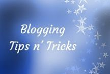 ADVICE | Blogging ☆ / Advice, tips n' tricks on blogging for, well, fellow bloggers!